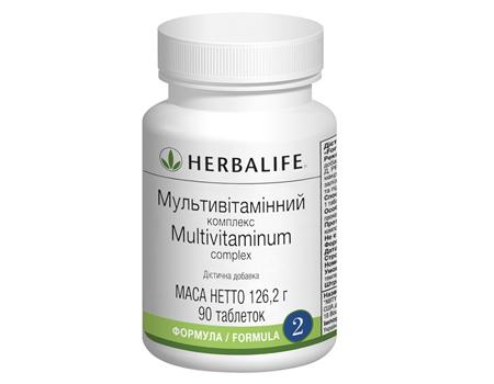 Мультивитаминный комплекс Формула 2